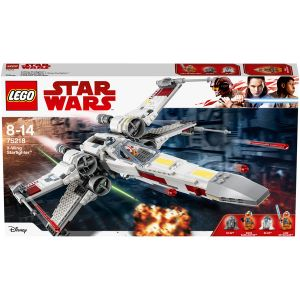 Lego Star Wars - Chasseur stellaire X-Wing Starfighter - 75218