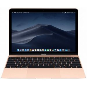 Apple MacBook 12'' 256 Go SSD 8 Go RAM Intel Core i5 bicour à 1.2 GHz Or