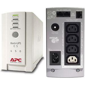 APC BK650EI - Onduleur Back-UPS CS 650 230V