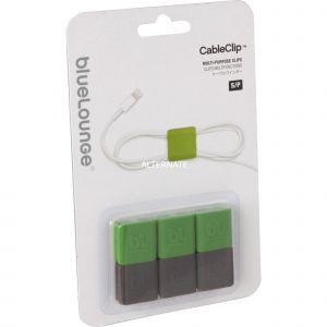 Bluelounge Enrouleur Pack 6 CableClip S