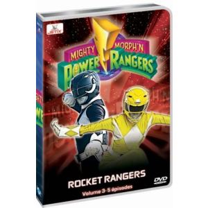 Power Rangers : Mighty Morphin' - Volume 3