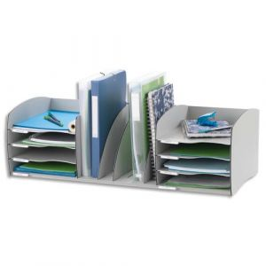 Image de Paperflow Organizer Evolution gris 79,5x24,5x34 cm