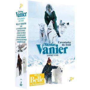 Coffret Nicolas Vanier : 7 films + 2 DVD Bonus