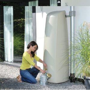 Garantia Réservoir eau de pluie Elegance 400L couleur sable