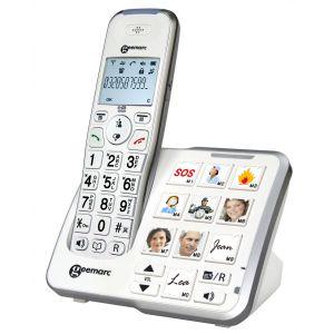 Geemarc Amplidect 295 Photo - Téléphone sans fil