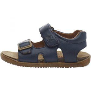 Naturino Sandales enfant STREAM-Sandale en cuir bleu - Taille 29,31,32