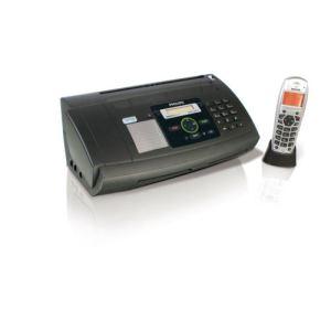 Philips Magic 5 Eco Basic DECT (PPF650E) - Fax avec téléphone sans fil
