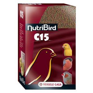 Versele Laga NutriBird C15 - Aliments pour canaris 1 kg