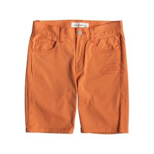 Quiksilver Short chino Orange