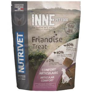 Nutrivet Snack Confort articulaire à la volaille Inne pour chien 250 g
