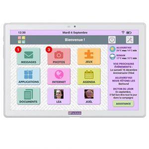 Tablette tactile Facilotab L WiFi 4G