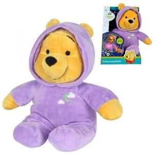 Simba Toys Peluche lumineuse Winnie l'ourson