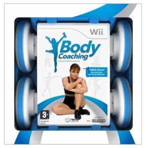 My Body Coach + 2 haltères [Wii]