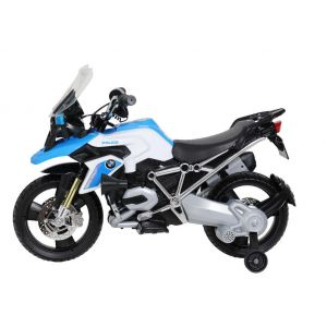 Rollplay BMW 1200 Moto Police Rouge