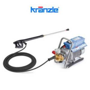 Kränzle 10/122 avec rotabuse - Nettoyeur haute pression 120 bars