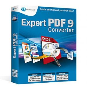 Expert PDF 9 Converter pour Windows