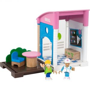 Brio 33944 - Kiosque à glaces
