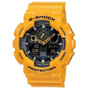 Image de Casio GA-100 - Montre pour homme G-SHOCK
