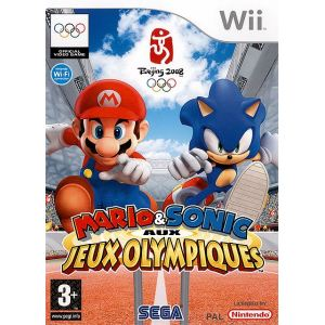 Mario & Sonic aux Jeux Olympiques [Wii]