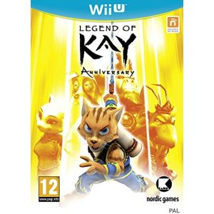 Legend of Kay Anniversary [Wii U]