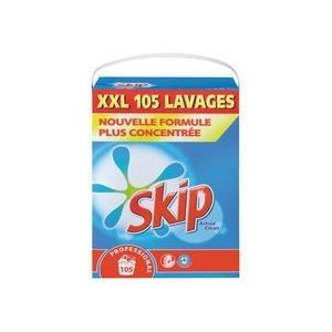 Skip Lessive poudre Effervescent - Baril 105 lavages