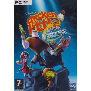 Chicken Little : Aventures Intergalactiques [PC]