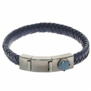 bracelet cuir diesel homme