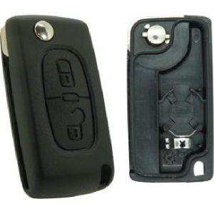 Neoriv Coque de clé télécommande PSA278