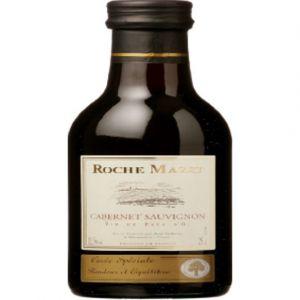 Roche Mazet Cabernet sauvignon, vin rouge de pays d'Oc, cuvée spéciale, 12,5% vol.