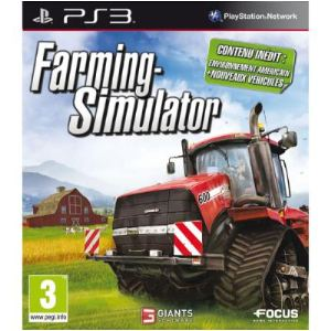 Farming Simulator 2013 [PS3]