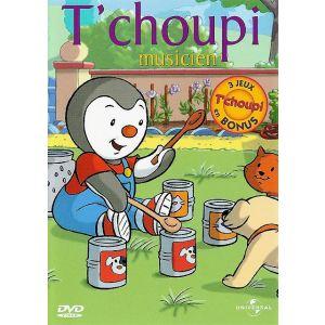 T'choupi : Musicien