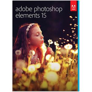 Photoshop Elements 15 [Windows, Mac OS]