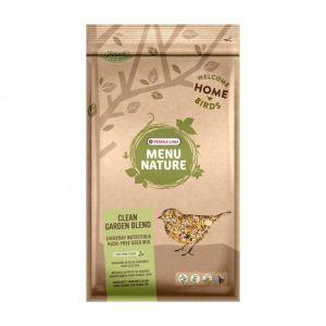Versele Laga Mélange de graines premium pour oiseaux sauvages Menu Nature Clean Garden Blend Sac 2,5 kg