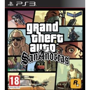 Grand Theft Auto : San Andreas [PS3]