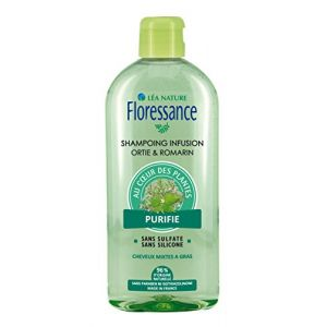 Floressance Shampoing Infusion Ortie Romarin purifie