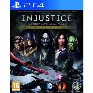 Injustice : Les Dieux sont Parmi Nous sur PS4