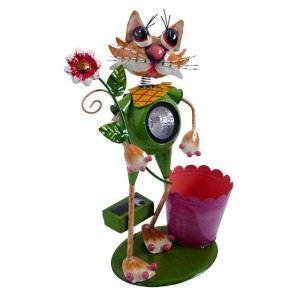 Decoration de jardin chat - Comparer 78 offres