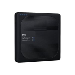 Western Digital WDBSMT0030BBK - Disque dur My Passport Wireless Pro 3 To USB 3.0