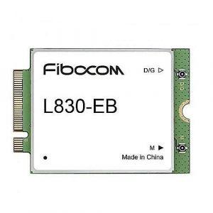 Lenovo ThinkPad 4G LTE Advanced Fibocom Intel XMM7262 L830-EB CAT6 WWAN Module Pour Internet Mobile - Numéro d'article FRU 01AX761