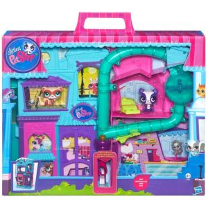 Hasbro La maison des Petshop