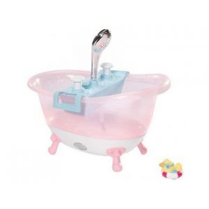 Zapf Creation Baignoire interactive Baby Born pour poupon 43 cm