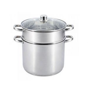 Table&cook 014280 Couscoussier inox 28cm 15l incook