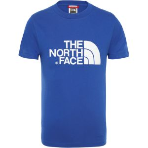 The North Face Y S/S Easy Tee Mixte Enfant, TNF Blue, FR (Taille Fabricant : XS)