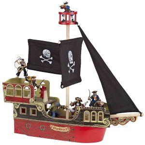 Papo Bateau Pirate Blackbeard
