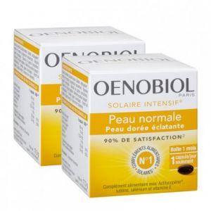 Oenobiol Solaire intensif peau normale - 2 x 30 dragées
