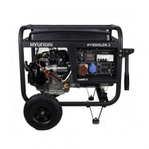 Hyundai Groupe électrogène essence tri et mono HY9000LEK-3 7.5kVA