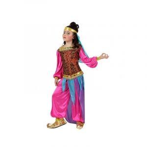 Atosa Déguisement Princesse D'Orient - Enfant10/12 ans (138 à 150 cm)