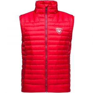 Rossignol Gilets Light Down M Sports Red - Sports Red - Taille M