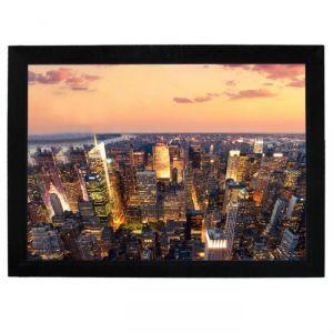 Oray CIF01B1135240 - Ecran de projection fixe sur cadre (135 x 240 cm) 16/9
