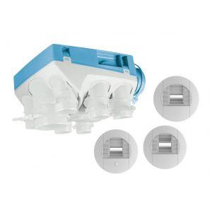 Unelvent Kit VMC OZEO Ecowatt - Hygroréglable (604611)